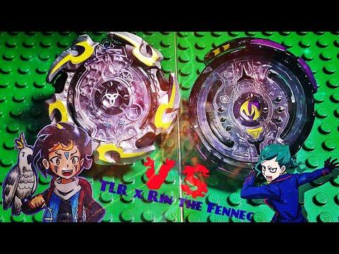 Beyblade Burst Evolution Alter Cognite.6M.T vs Twin Noctemis.2.J -Cuza vs Norman-