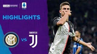 อินเตอร์ มิลาน 1-2 ยูเวนตุส | เซเรีย อา ไฮไลต์ Serie A 19/20