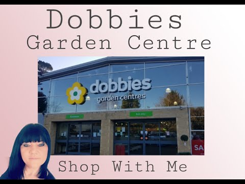 Dobbies - Garden Centre - Shop with Me