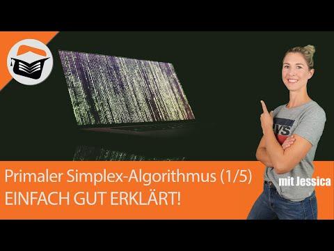 Primaler Simplex-Algorithmus (1 von 5) - Operations Research - Voraussetzungen