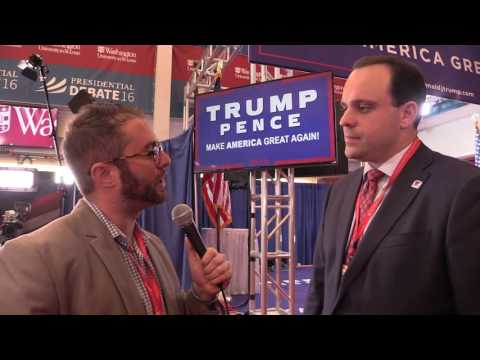 """Trump Advisor Says His """"Fun Words"""" Are A Distraction"""