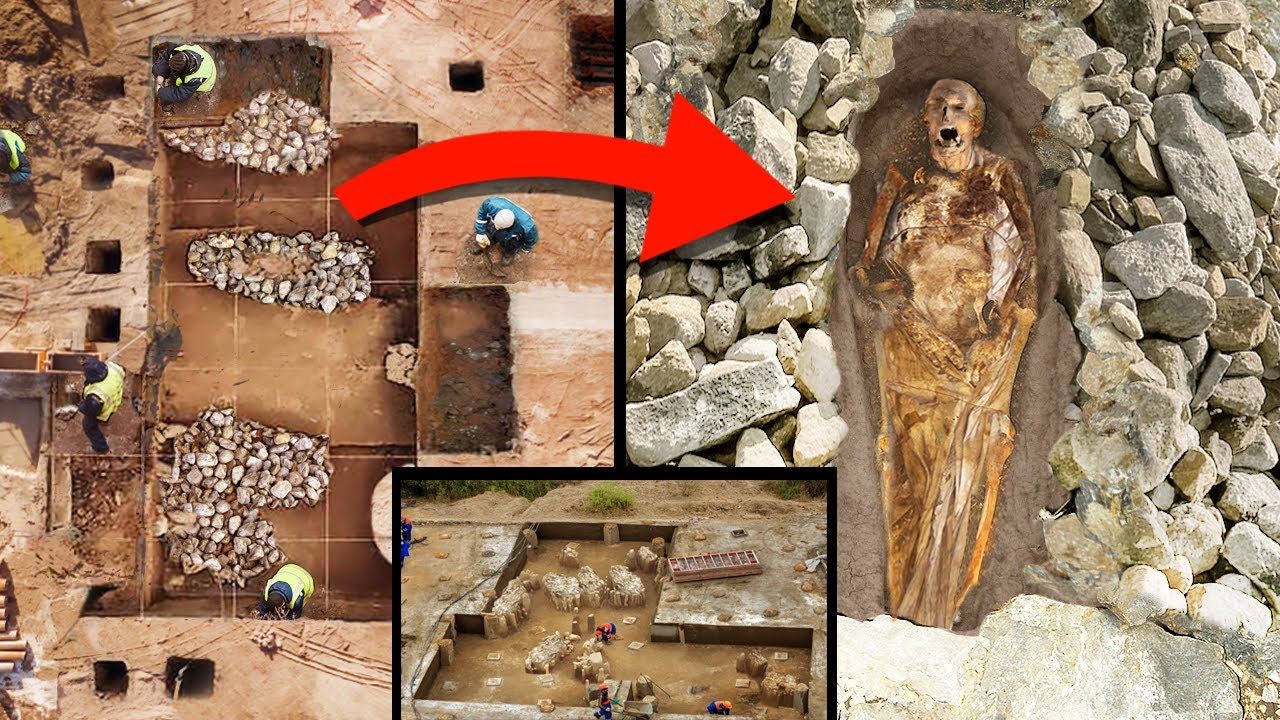 10 Mysterious Recent Archaeological Discoveries!