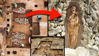 10 Mysterious Recent Archae๐logical Discoveries!
