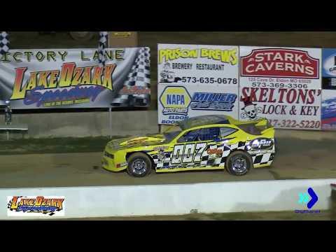Factory Stock Lake Ozark Speedway 8-11-18