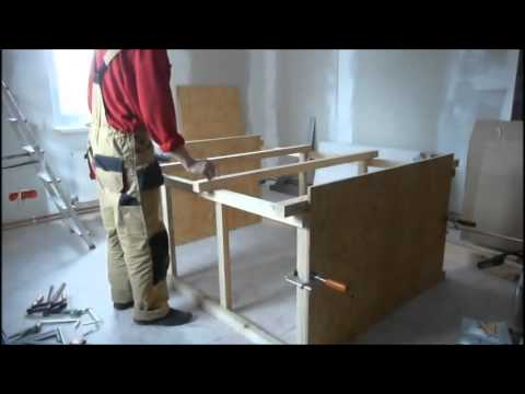 видео: movable shelves for tools (стеллаж  для инструмента)