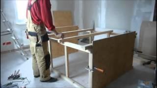 видео: movable shelves for tools (стеллаж  для инструмента)