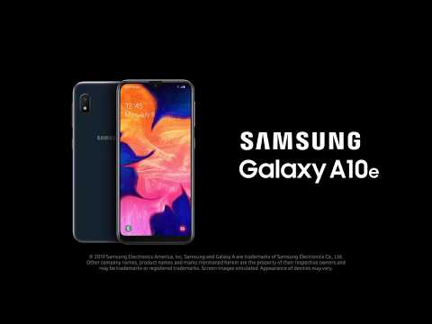Samsung Galaxy A10e at Boost Mobile