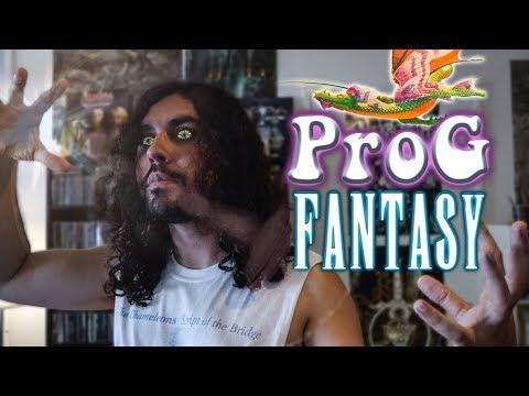 TOP 5 | Rock Progressif Et Fantasy