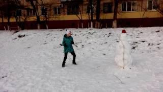 Видео урок 3 Вертушка