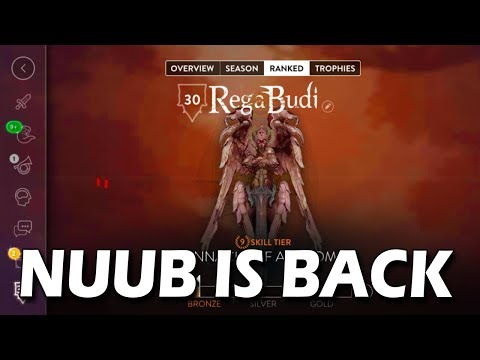 Vainglory Live - Most Nuub Player is Back :( - 동영상