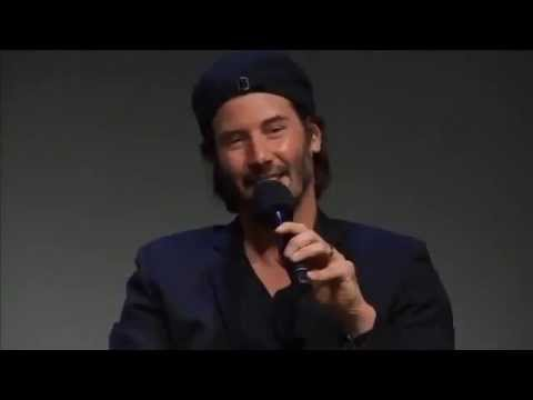Keanu Reeves: Man of Tai Chi Interview