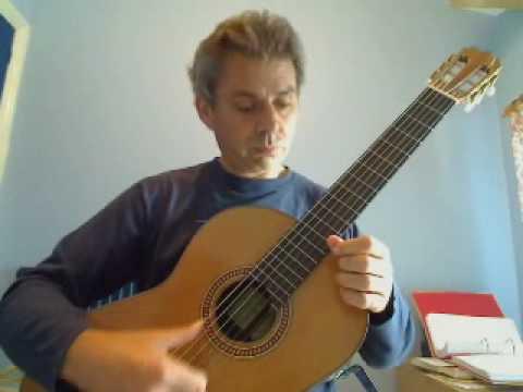 Eric Satie Gnossienne No.1-transcription by Thomas Königs