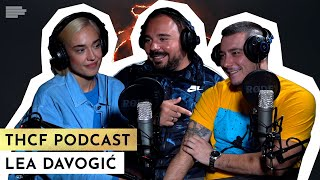 Lea Davogić o životu ženskog DJ-a! |THCF PODCAST| S01E05