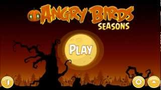 Trick Or Treat Music [HQ] - Angry Birds Seasons PC Version