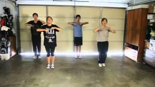 Hillsong Kids - One Way Choreo