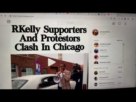 R. Kelly Supporter wants you to forgive him!!! Mp3