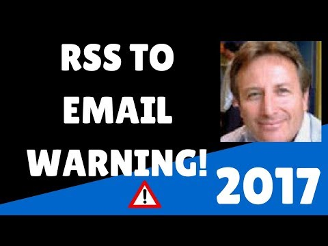 Warning! Read This Before You Set Up RSS to Email with Getresponse, Aweber or Mailchimp!