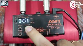 HARI-HARI MUSIK FX DEMO | AMT PANGAEA CP 100