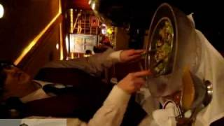 Foodnut.com - House Of Prime Rib - San Francisco - Salad Tossing