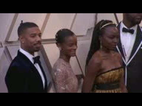 'Black Panther' cast, Olivia Colman, SZA, Pharrell, Chris Evans, Queen Latifah,  Rami Malek, Brie La