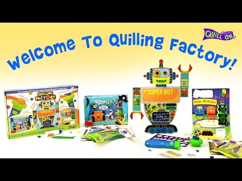 Quilling Factory  DIY Quilling Kit