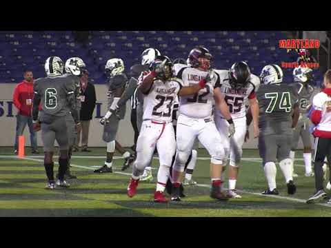 Linganore Vs. Milford Mill 2017 3A State Championship: Maryland Sports Access Championship Series