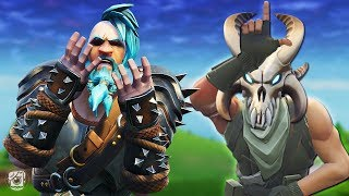 A NOOB STEALS RAGNAROK'S MASK - A Fortnite Short Film
