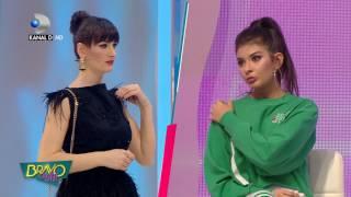 Bravo, ai stil! - Sotul Petronelei a spart TV-ul din cauza vocii ei! Adela si Andreea au imitat-o