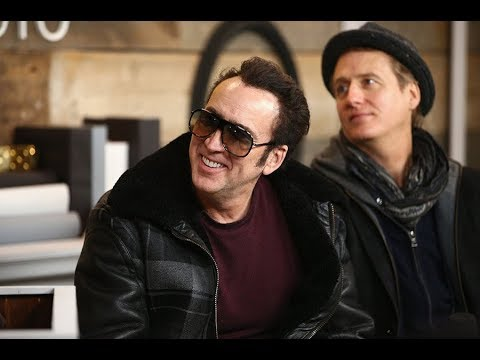 Nicolas Cage Loved 'Vampire's Kiss' and 'Face Off' | SUNDANCE 2018