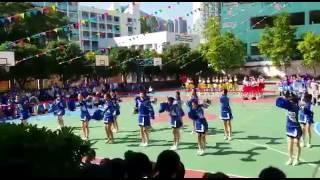 張沛松紀念中學—啦啦隊比賽2016 (和平社)