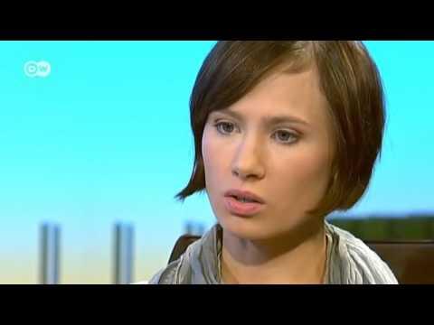 Talk mit Schauspielerin Alina Levshin   Typisch deutsch