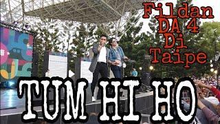 Fildan DA 4 LIVE IN TAIWAN