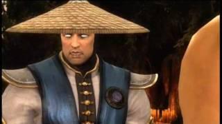 Mortal kombat 9 le film intégral en français partie 2 Cyrax, Liukang, Jax