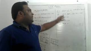 Maths Function in Java