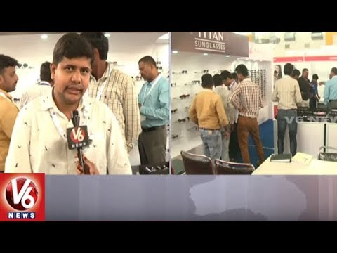 International Optical & Ophthalmology Expo Launched At Hitex Exhibition Centre  | V6 News
