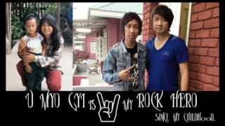 နားနားၿပီးေျပာ (Nar Nar Pye Pyaw) - U Myo Gyi (Cover by Thet Oo San)