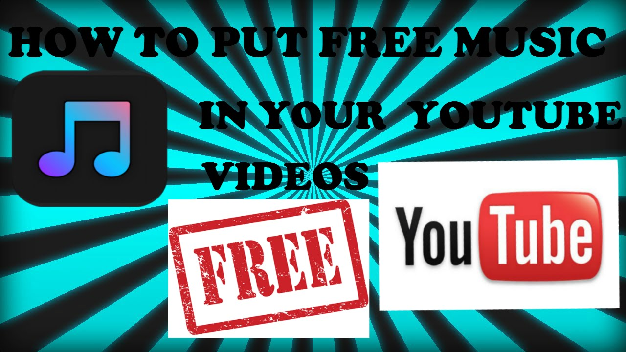how to add music to your youtube video