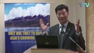 'Only One Tibet to Quench Asia's Growing Thirst' - Opening Session