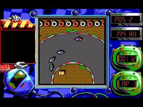 Aspar GP Master (a.k.a. Grand Prix Master) (Dinamic Software) (MS-DOS) [1989]