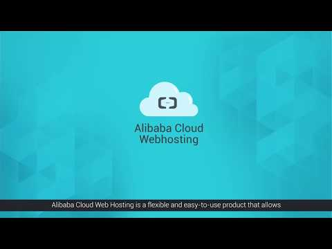 Tutorial: How to Use the Alibaba Cloud Web Hosting Service