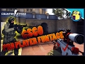 CSGO - UNRANKED PRO PLAYER!! CSGO FUNNY MOMENTS FUNTAGE w/ Counterstrike noobs (Vkay CSGO Funtage)
