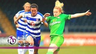 Reading Women 1-1 Sunderland Ladies | Goals & Highlights