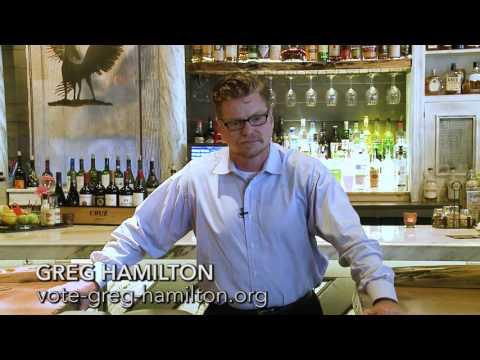 Greg Hamilton's Mayoral Announcement