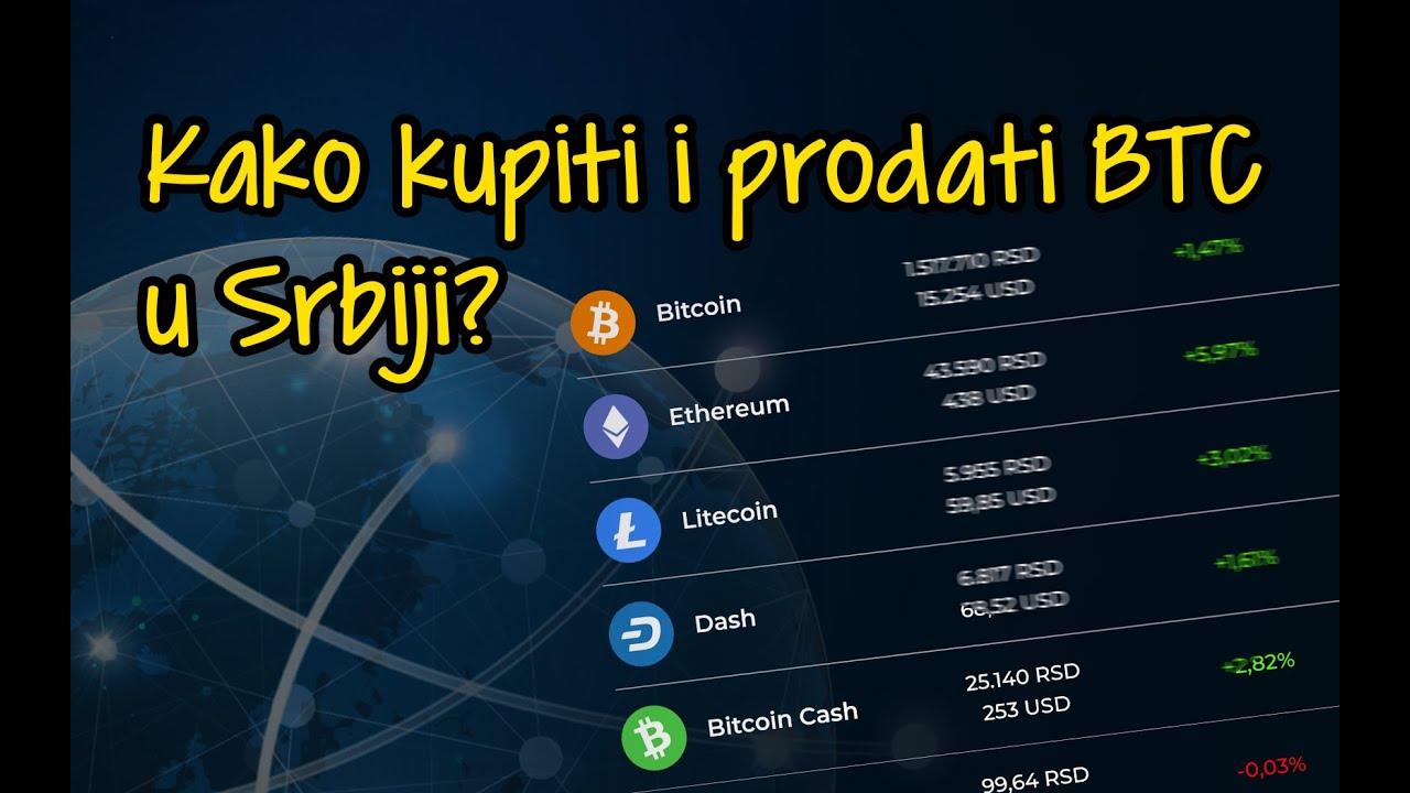 Posrednik kriptovaluta Hrvatska