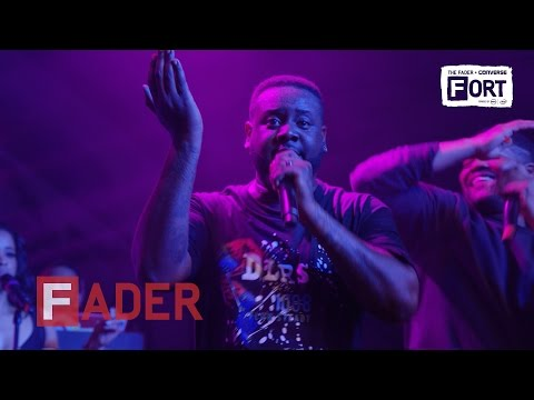 "T-Pain, ""Bartender"" - Live at The FADER FORT Presented by Converse"