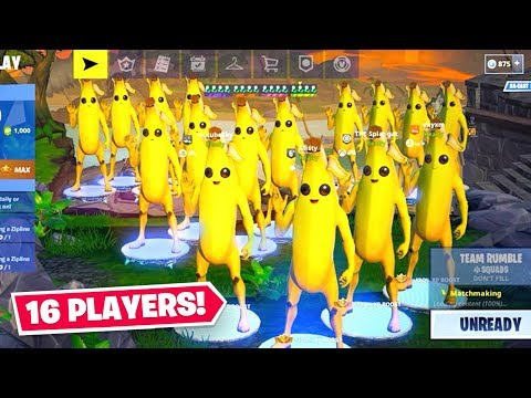 16 Player Squad MEMES In Fortnite! Ft. Lazarbeam & AlexAce
