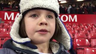 Manchester United v Hull City - Premier League - Old Trafford - 01.02.2017   World of Lewis