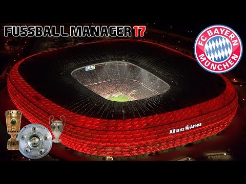 Let's Play -- Fussball Manager 🏆 FC Bayern München - RB Leipzig ⚽️#368 FM14 FM17 3D
