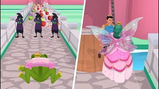 Be A Princess 🐸🧙👸 AĮl Levels Gameplay Trailer Android,ios New Game