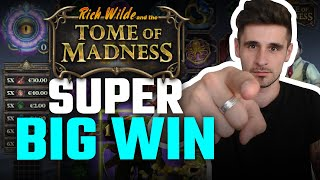 €1.5k hit! Tome of Madness - Online Slots! MG Twitch!